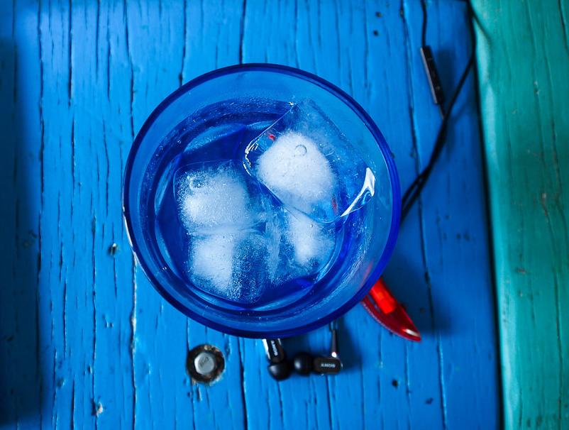 bicchier d'acqua