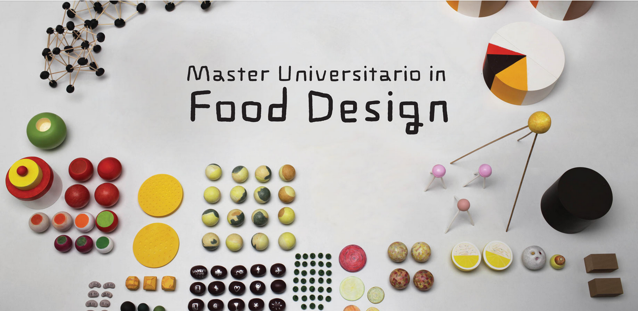 MASTER IN FOOD DESIGN