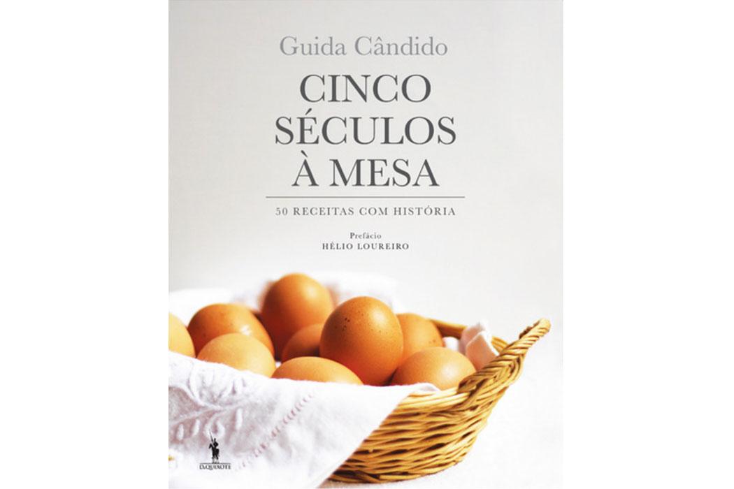 CINCO SÉCULOS À MESA (CINQUE SECOLI A TAVOLA)