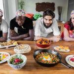 FOOD AND COLORS, QUANDO IL CIBO DIVENTA UN PONTE TRA CULTURE